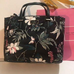 Kate Spade ♠️ Alyse Wilson Road Botanical Bag